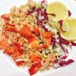 insalata aragosta