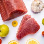Bistecca di tonno agli agrumi
